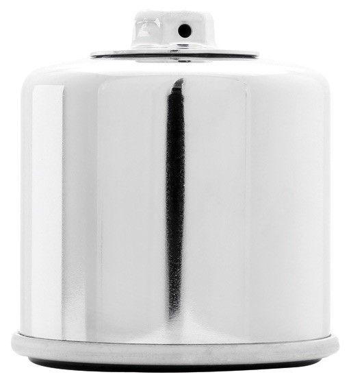 Olejový filter K&N (Chrom) - Suzuki LT-A450X KingQuad, 450ccm - 07>10 K&N (USA)