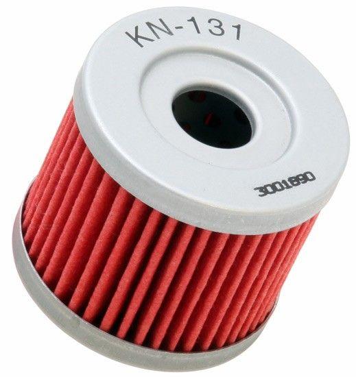 Olejový filter K&N - Suzuki AN400 Burgman, 400ccm - 07>12 K&N (USA)