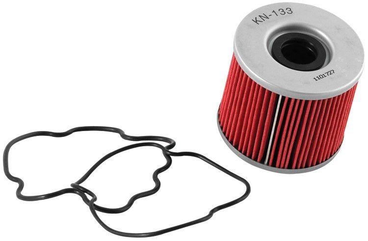 Olejový filter K&N - Suzuki GS500F, 500ccm - 04>10 K&N (USA)