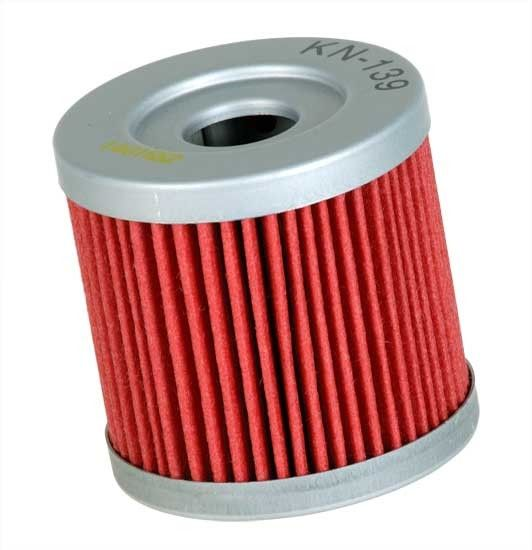 Olejový filter K&N - Suzuki LT-Z400 Quadsport, 400ccm - 03>12 K&N (USA)