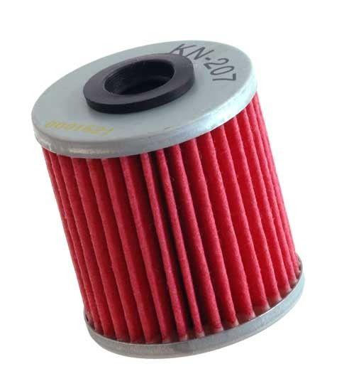 Olejový filter K&N - Suzuki RM-Z450, 450ccm - 05>13 K&N (USA)