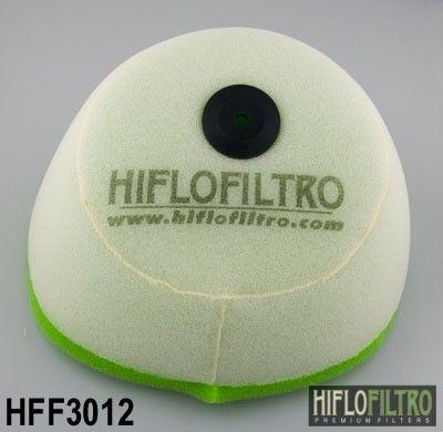 Vzduchový filter HifloFiltro HFF3012 - Suzuki RM125, 125ccm - 98>01 HIFLO FILTRO