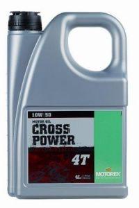 MOTOREX - Cross Power 4T 10W/50 - 4L