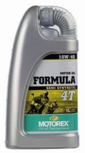 MOTOREX - Formula 4T 10W/40 - 1L
