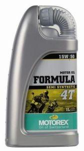 MOTOREX - Formula 4T 15W/50 - 1L