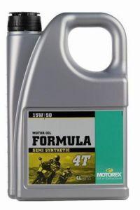 MOTOREX - Formula 4T 15W/50 - 4L