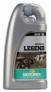 MOTOREX - Legend 4T 20W50 - 1L
