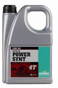 MOTOREX - Power Synt 4T 10W/60 - 4L