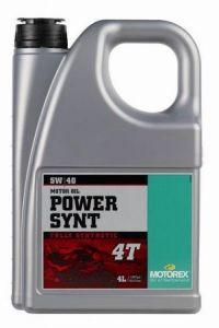 MOTOREX - Power Synt 4T 5W/40 - 4L