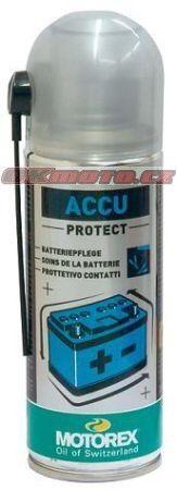 MOTOREX - Accu Protect - 200ml MOTOREX (Švýcarsko)