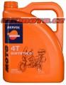 REPSOL - Moto Sintetico 4T 10W40 - 4L