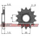 Reťazové koliesko SUNSTAR - Honda CR125 R, 125ccm - 87-96
