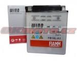 Motobatéria Fiamm FB14L-A2, 12V, 14Ah