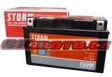 Motobatéria Fiamm FT7-BS, 12V, 6.5Ah