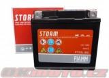 Motobatéria Fiamm FTX5L-BS, 12V, 4Ah
