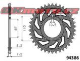 Rozeta SUNSTAR - Suzuki SV 650 ABS, 650ccm - 07-10