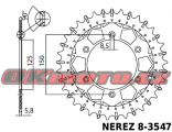 Reťazová sada D.I.D - 520VX3 X-ring - KTM 360 SX, 360ccm - 95>04 D.I.D (Japonsko)