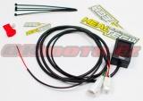Gipro ATRE K02-červená - Kawasaki ZX-10R Ninja, 1000ccm - 06-15 HealTech Electrinics