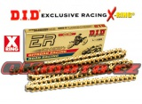 Reťaz DID - 520ERV3 EXCLUSIVE RACING - X-ring - 120 článkov-zlatý