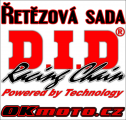 Reťazová sada D.I.D - 520VO O-ring - Honda NC 750 X DCT, 750ccm - 14-15