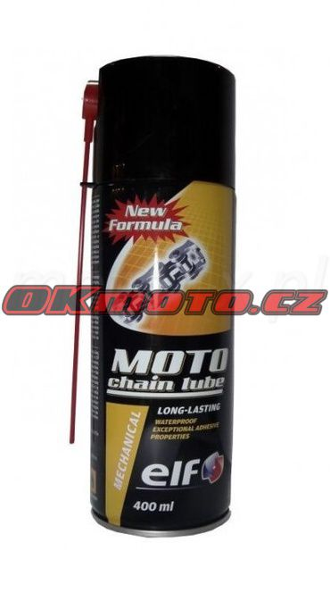 Elf - Moto Chain Lube - 400ml Elf (Francie)
