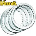 Spojkové plechy Vesrah CS-163 - Honda CBR 600 RR, 600ccm - 03-14