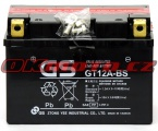 Motobatéria GS GT12A-BS - Suzuki SV 650 S, 650ccm - 99-13