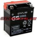 Motobatéria GS GTX7L-BS, 12V, 6Ah