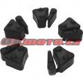 Tlmiace gumy do unášača rozety - Honda VFR 750 F, 750ccm - 86-89