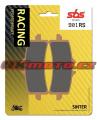Predné brzdové doštičky SBS 901RS - BMW HP4, 1000ccm - 12-16