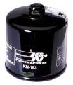 Olejový filter K&N KN-153 - Ducati 1260 Multistrada Enduro, 1260ccm - 19-19