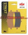 Predné brzdové doštičky SBS 841HS - Ducati 1260 Multistrada, 1260ccm - 18-19
