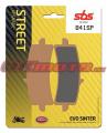 Predné brzdové doštičky SBS 841SP - Ducati 1260 Multistrada, 1260ccm - 18-19