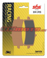 Predné brzdové doštičky SBS 841RS - Ducati 1260 Multistrada, 1260ccm - 18-19
