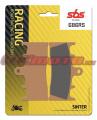 Predné brzdové doštičky SBS 686RS - Suzuki GSX 1300 R Hayabusa, 1300ccm - 99-07