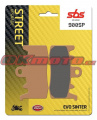 Predné brzdové doštičky SBS 900SP - Ducati 1260 Multistrada Enduro, 1260ccm - 19-19