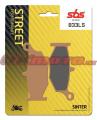 Zadné brzdové doštičky SBS 833LS - Suzuki GSX 1300 R Hayabusa, 1300ccm - 08-18
