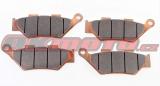 Predné brzdové doštičky Benelli - Benelli TRK 502 X, 500ccm - 18-19