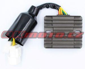 Regulátor napätia Power Force 0014 - Honda CBR 1100 XX Blackbird, 1100ccm - 99-00