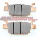 Zadné brzdové doštičky Benelli - Benelli TRK 502 X, 500ccm - 18-19
