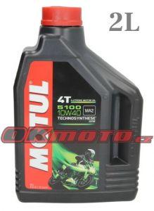 MOTUL - 5100 4T 10W-40 MA2 - 2L